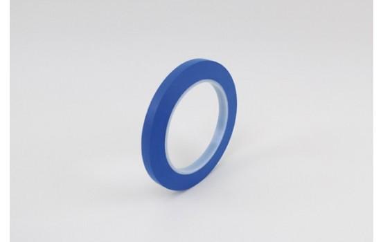 Ruban adhésif ligne fine bleu