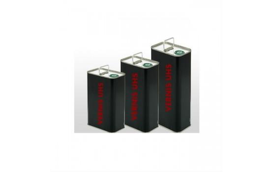 KIT vernis acrylique uhs 5l vernis + 2.5 l dursisseur