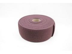 Rouleau fibre abrasive rouge très fin