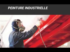 Peinture industrielle brillante 1kg