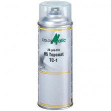 Bombe de peinture base mat à vernir 400g